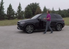 2019 Mercedes GLE – First Drive Test Video Review
