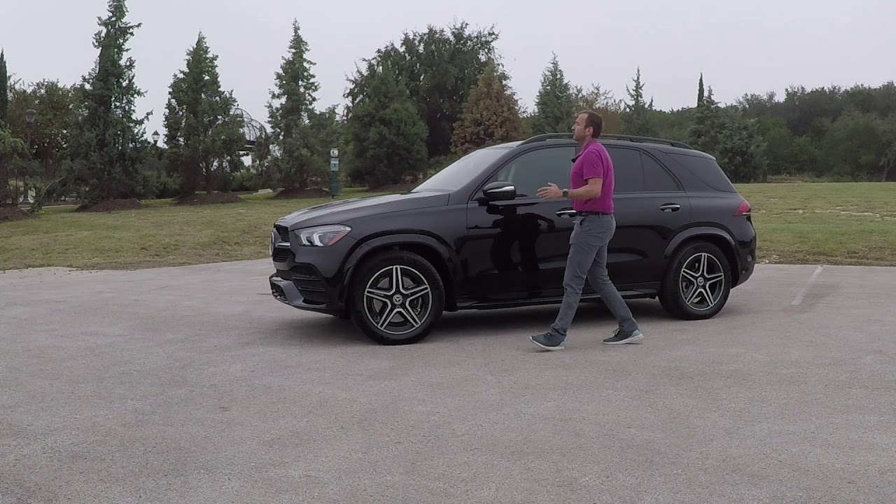 2019 Mercedes GLE - First Drive Test Video Review