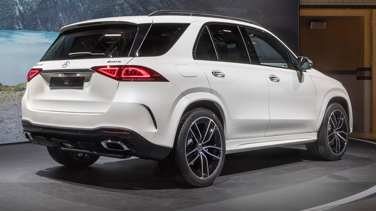 2019 Mercedes GLE - The Best SUV?