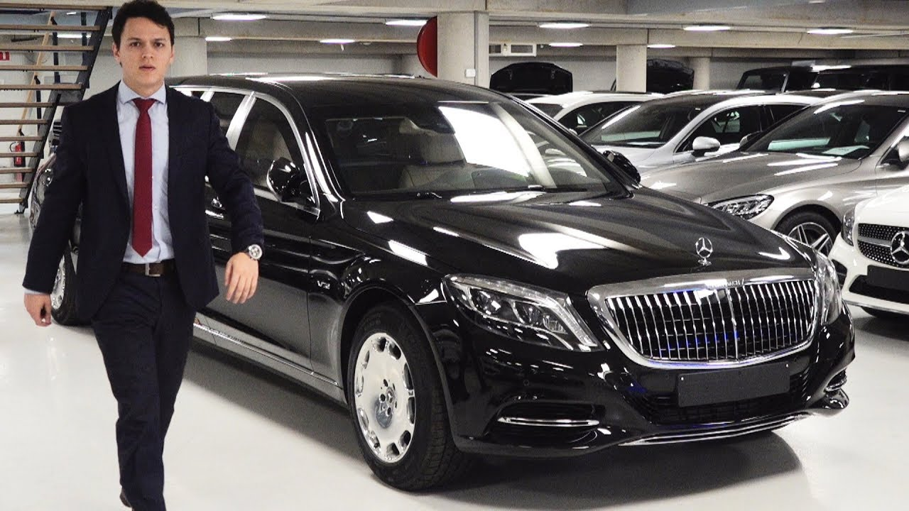 2019 Mercedes Maybach S600 Pullman GUARD - V12 Full Review Interior Exterior Security