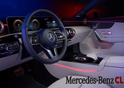 2020 Mercedes-Benz CLA INTERIOR – Excellent Coupe