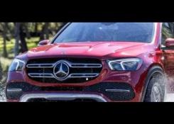 2020 Mercedes-Benz GLE 450 First Look – Photos (Interior, Exterior)