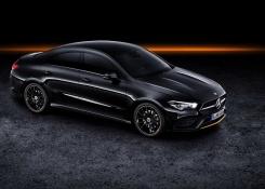 2020 Mercedes CLA Edition 1 design