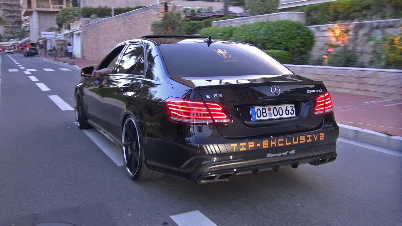 BEST OF Mercedes-AMG SOUNDS C63, E63, CLS63, BRABUS 850