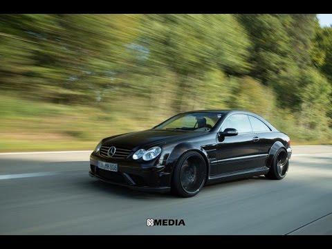 Black Series - Mercedes CLK TUNING