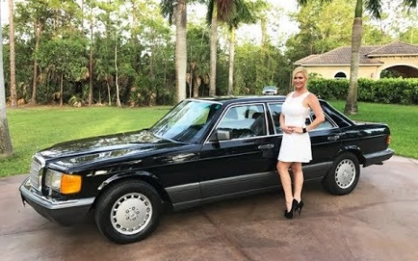 CAN NOT BELIEVE THIS 1990 Mercedes-Benz 560SEL!