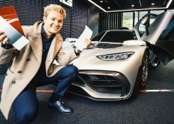 CUSTOMISING MY AMG PROJECT ONE!! | NICO ROSBERG