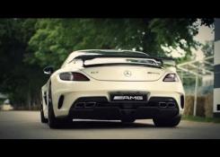 David Coulthard vs the Goodwood Hillclimb   Mercedes-Benz Cars UK