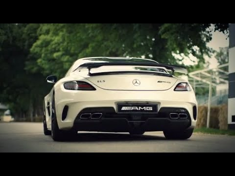 David Coulthard vs the Goodwood Hillclimb | Mercedes-Benz Cars UK