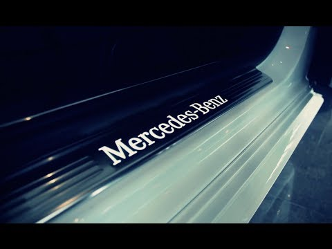 Delivery of the Vossen Project 2014 Mercedes-Benz S550