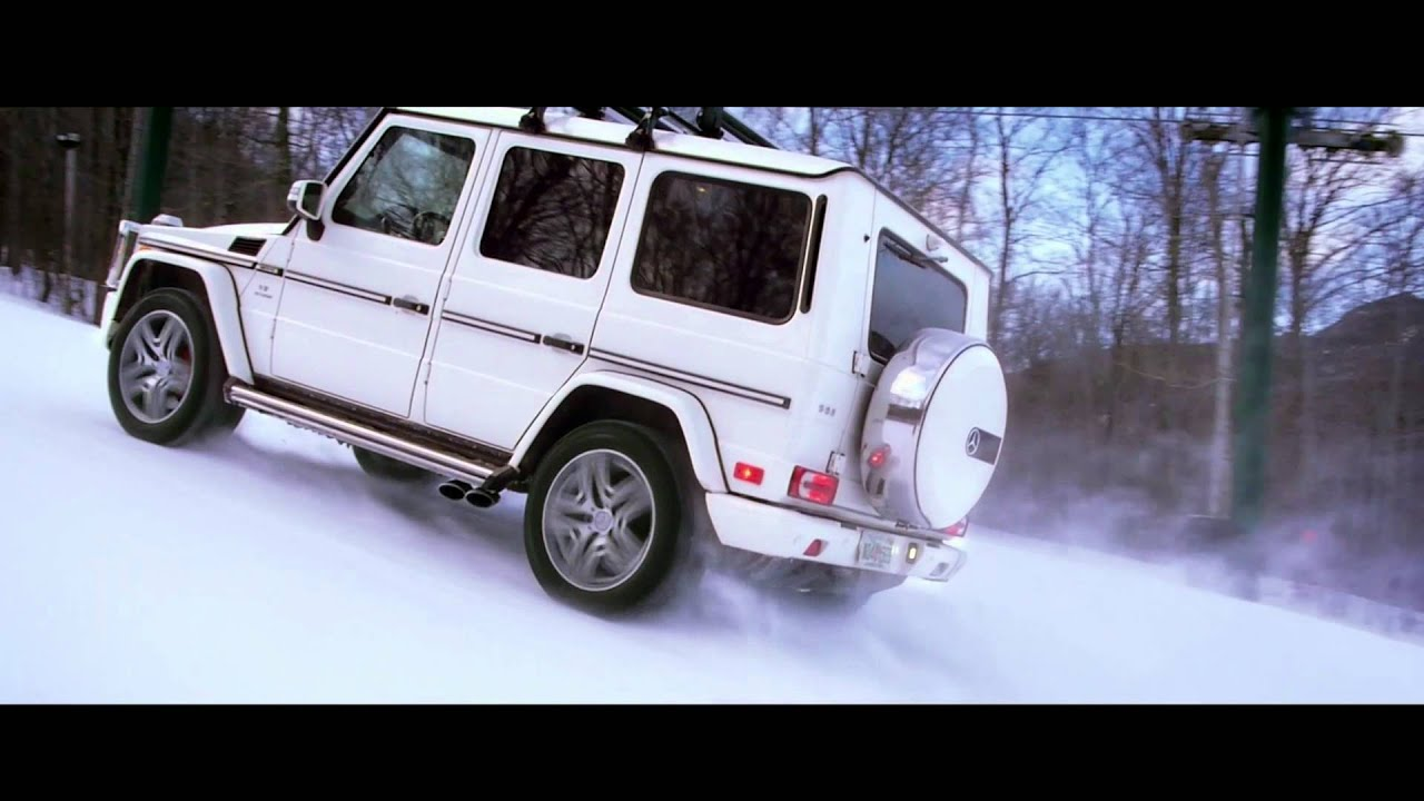 First Tracks at Stowe Mountain Resort - Mercedes-Benz G-Class