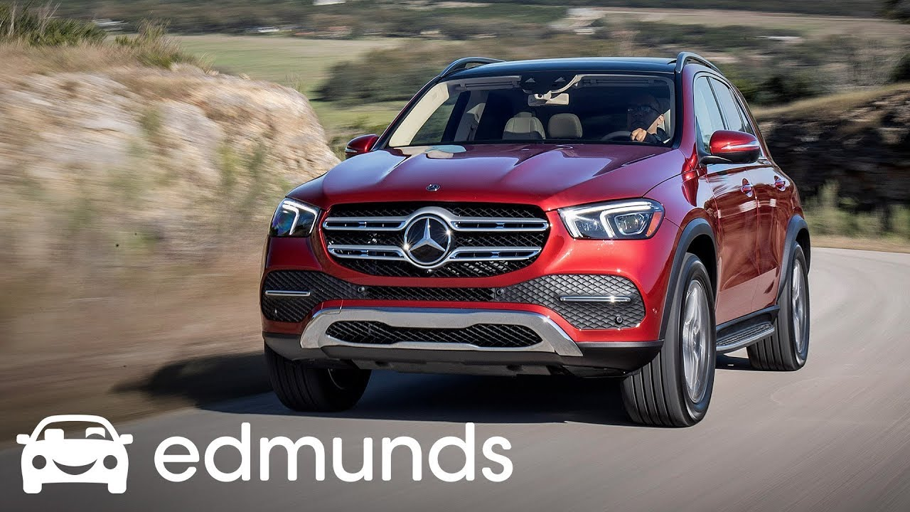 How Much Better Is the New 2020 Mercedes-Benz GLE?