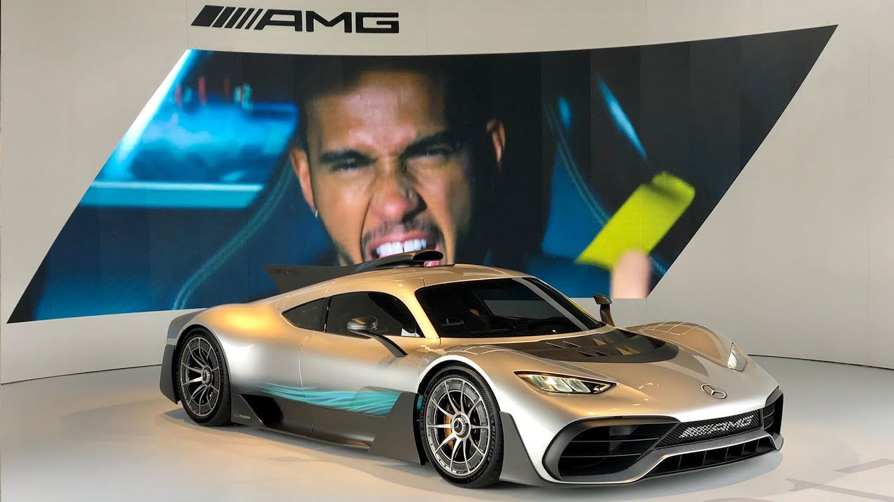 I was WRONG about the AMG PROJECT ONE...