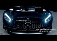 Introducing the NEW 2018 Mercedes-Benz AMG GT Roadster from Mercedes Benz of Scottsdale