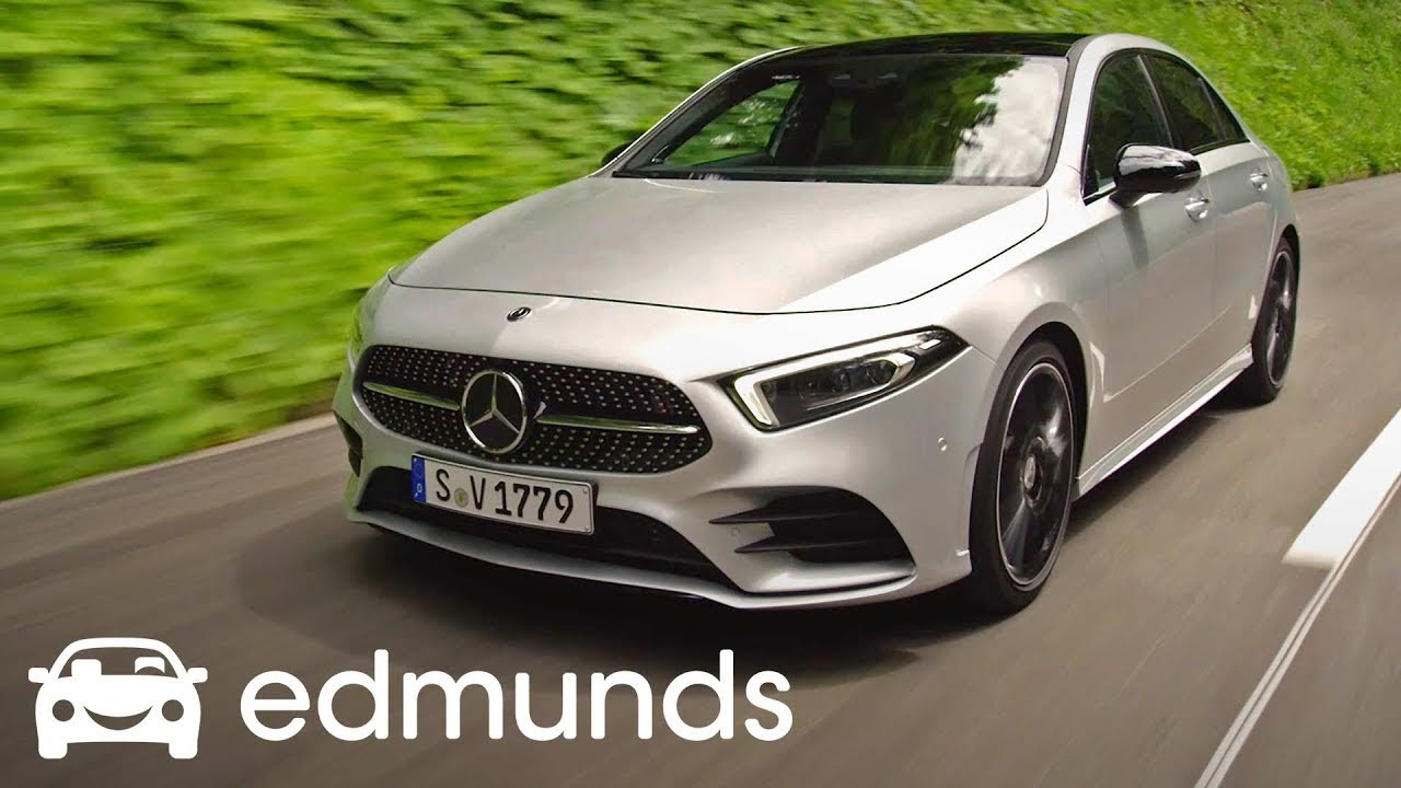 Is the 2019 Mercedes-Benz A-Class Better Than the CLA? | Edmunds