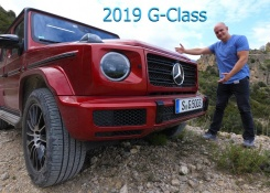 LUXURY OFF ROAD – How much can this Mercedes handle?