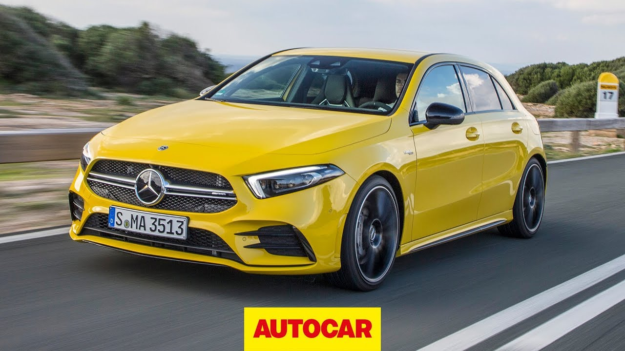 Mercedes A35 AMG 2019 review - better than a Focus RS?