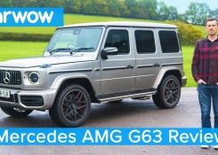 Mercedes-AMG G63 SUV 2019 in-depth review – see why it's worth £150,000!