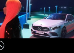 Mercedes-Benz A-Class 2018: Just like You with Nicki Minaj | MBUX