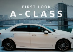 Mercedes-Benz A-Class Sedan