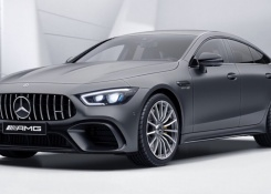 MERCEDES BENZ AMG GT 63S REVIEW