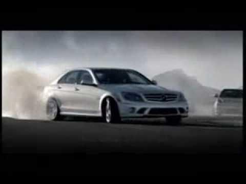 Mercedes Benz C63 AMG Commercial