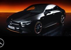 Mercedes-Benz CLA Coupé (2019): World Premiere