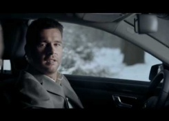 Mercedes-Benz E-Class W212 Commercial 'Sorry'