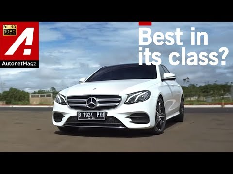 Mercedes-Benz E300 Review & Test Drive