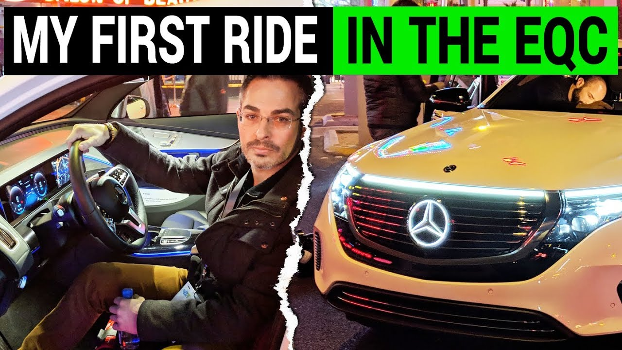 Mercedes-Benz EQC: All Electric SUV | My First Impression