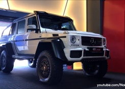 Mercedes-Benz G63 AMG 6×6/Maybach G650 Landaulet 2018 | Real-life review