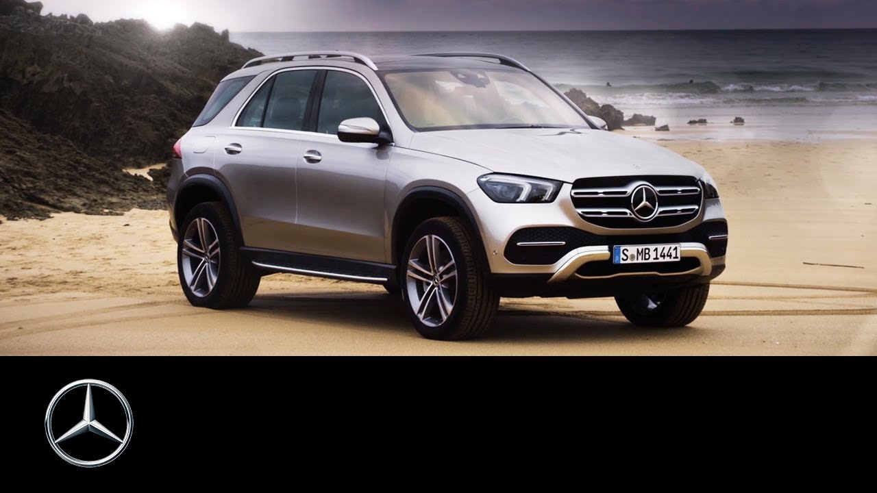 Mercedes-Benz GLE (2018): All Kinds of Strength
