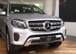 Mercedes-Benz GLS-Class 400 4MATIC 2017 | Real-life review