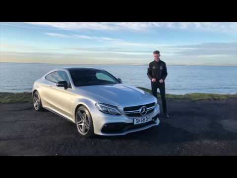 Mercedes-Benz of Edinburgh East - C63 AMG 2018 vs C43 AMG 2019