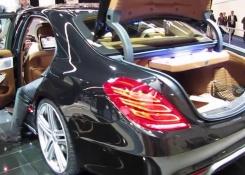 Mercedes-Benz S63 AMG – Brabus Tuning