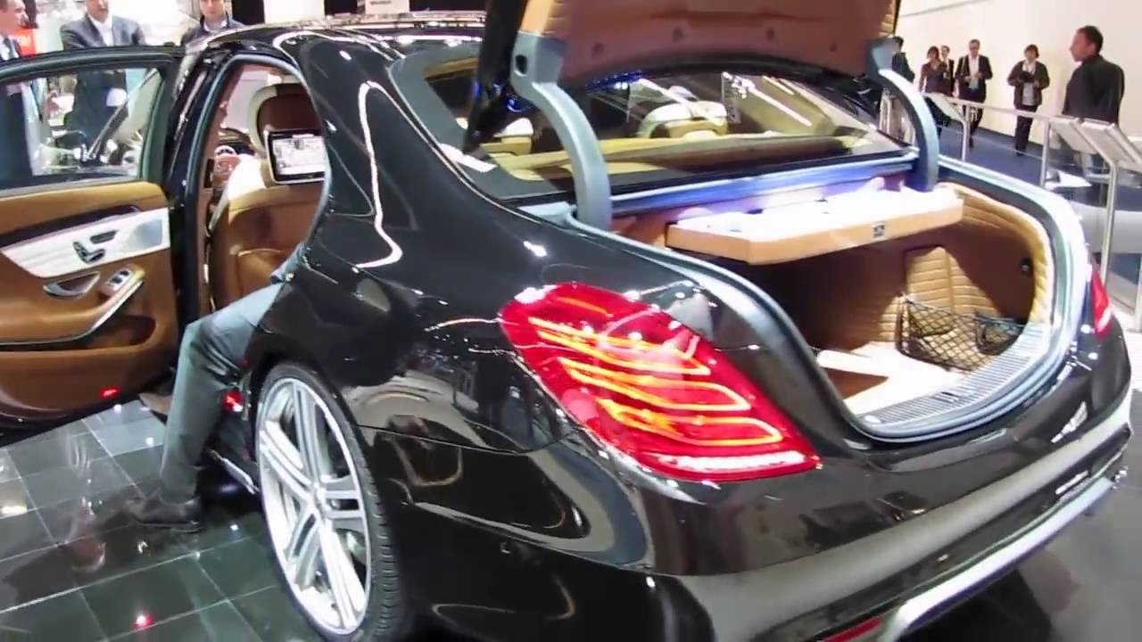 Mercedes-Benz S63 AMG - Brabus Tuning