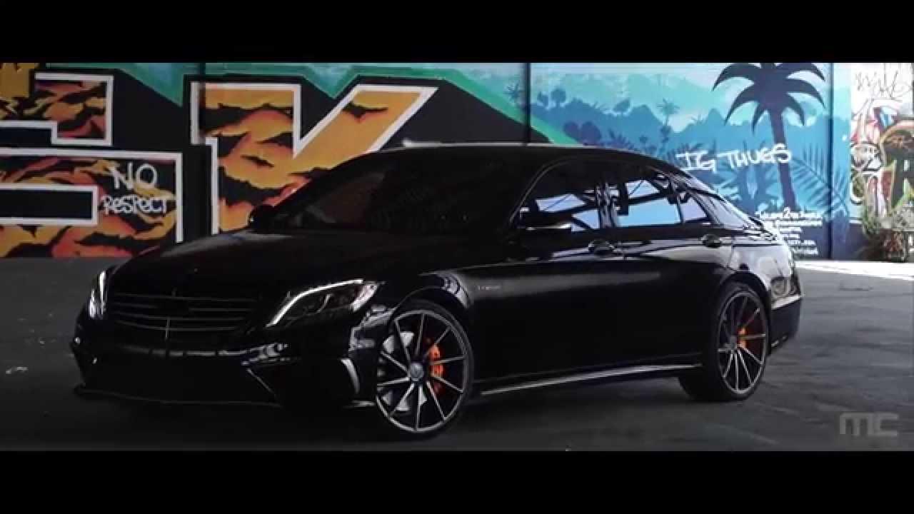 Mercedes Benz S63 • Vossen Wheels