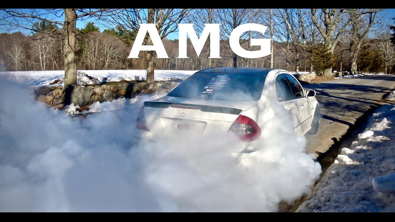 Mercedes Benz W211 E55 AMG -Ultimate Sleeper