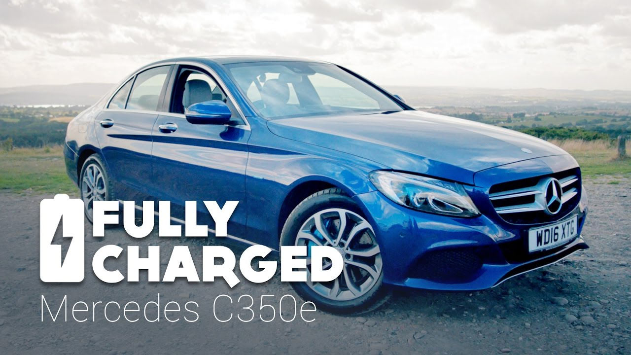 Mercedes C350e | Fully Charged