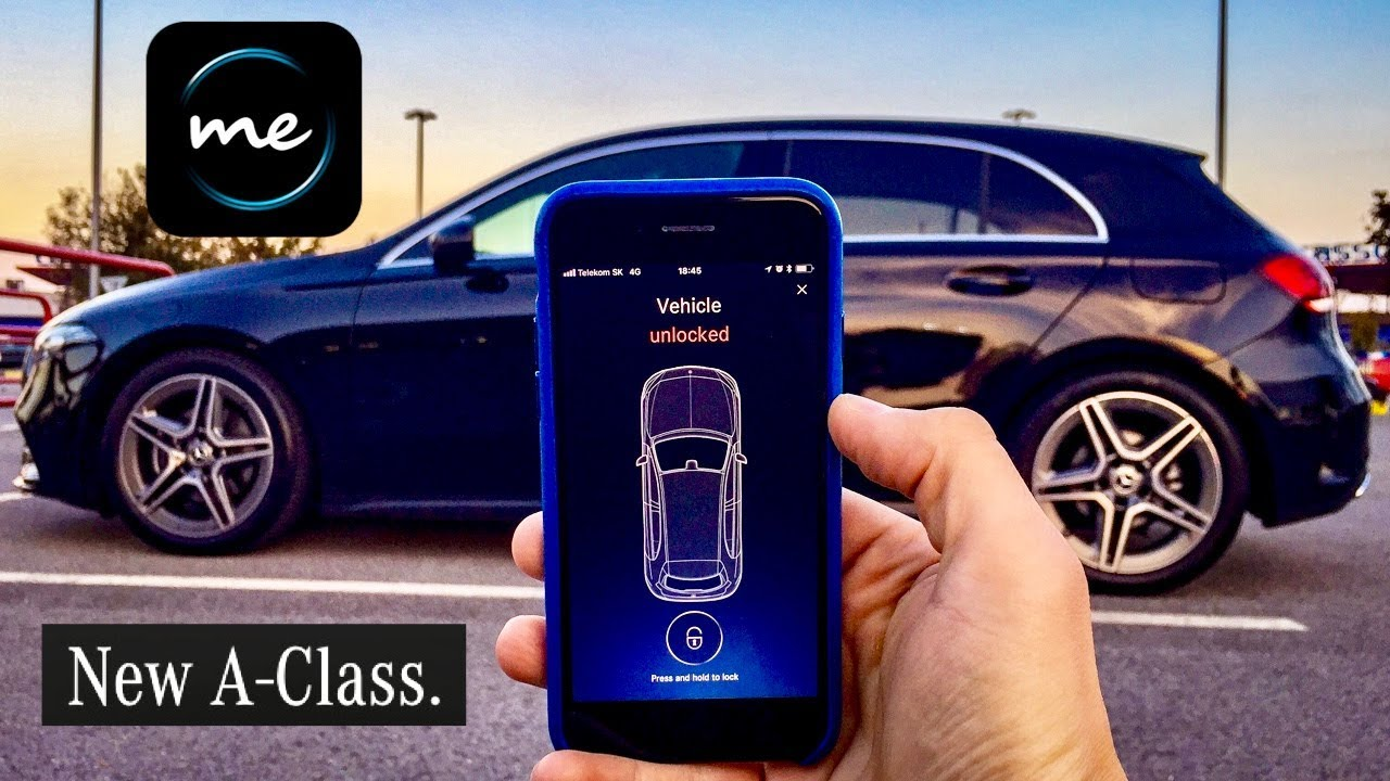 MERCEDES ME APP IN-DEPTH REVIEW | 2019 MERCEDES A CLASS
