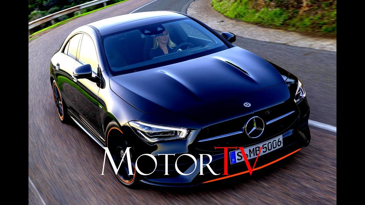 New 2019 Mercedes-Benz CLA Coupé l Drive & Design
