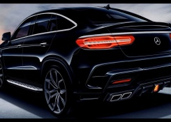 NEW 2019 – Mercedes Benz GLC Coupe – Exterior and Interior 1080p