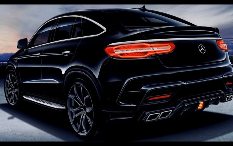 NEW 2019 - Mercedes Benz GLC Coupe - Exterior and Interior 1080p