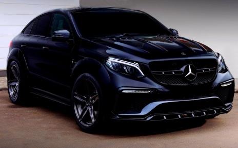 NEW 2019 - Mercedes Benz GLC Coupe SPORT SUV - Exterior and Interior 1080p