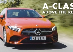 NEW Mercedes-Benz A-Class: Infuriatingly Advanced – Carfection (4K)