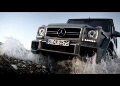 Off Roading in the G-Class — Mercedes-Benz Luxury SUV