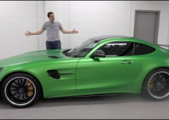 The $200,000 Mercedes-AMG GTR Is the Ultimate Mercedes