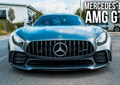 The New Mercedes-Benz AMG GTR!