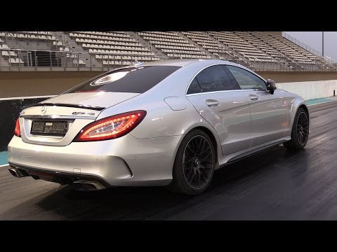 The WORLD's Fastest Mercedes-Benz CLS63 S AMG EVER!