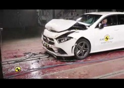 2019 Mercedes-Benz A-Class Crash Test